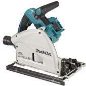 Makita DSP600ZJ LXT Twin 18V Brushless Li-Ion 165mm Plunge Saw with MakPac Case (Body Only)